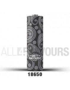Wrap Batería 18650 Paisley...