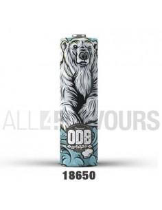 Wrap Batería 18650 Polar...