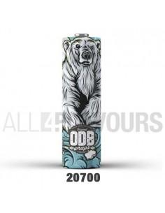 Wrap Batería 20700 Polar...
