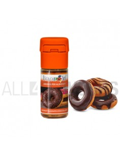 Chocolate Glazed Donut 10...