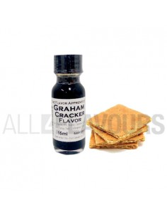 Graham Cracker 15-30 ml- Tpa