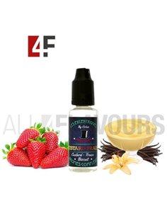 Strawberry Custard 20 ml- Cirkus