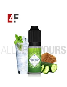 Cucumber Collins 10 ml- The Fuu Spécialités