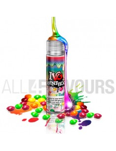 Menthol Rainbow Blast 50 ml...