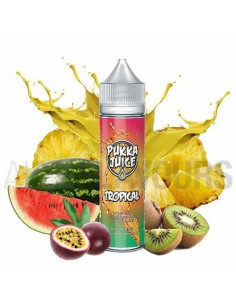 Tropical 50ml TPD Pukka Juice