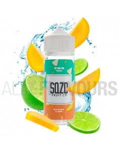 Mango Lime 100 ml TPD SQZD...