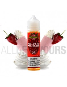Oh Face 50ml TPD 80V E Liquid