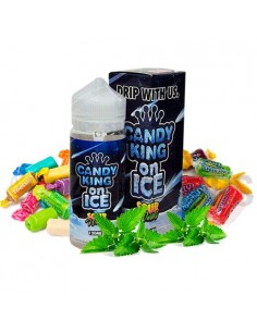 Sour Worms on Ice 100 ml...