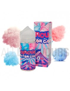 Cotton Candy 80 ml TPD Circus