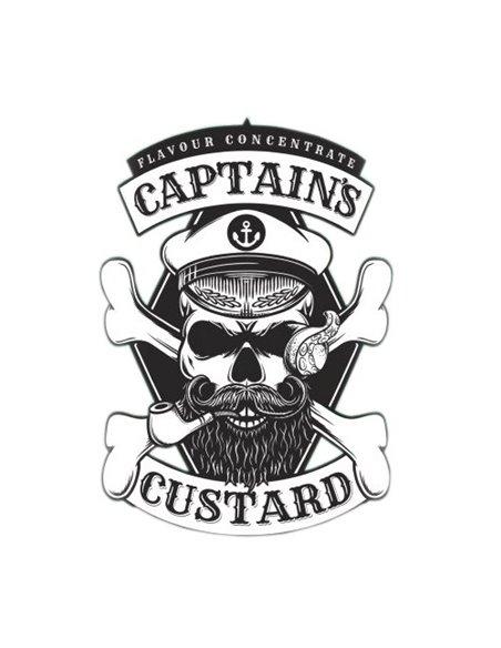 CAPTAIN CUSTARD