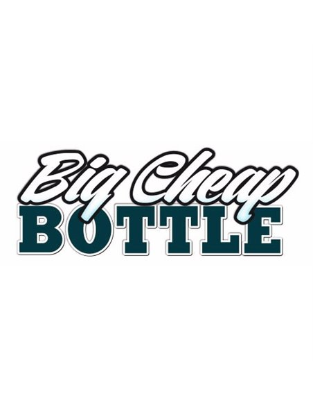 BIG CHEAP BOTTLE