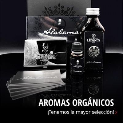 Alquimia DIY sabor orgánico